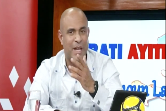 Laurent Lamothe à l'emission
